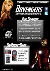 Web site page2 cv