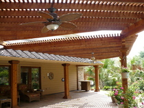 Patio cover cv