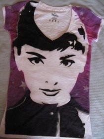 Audrey  shirt cv