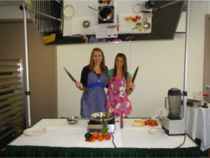 Cooking demo cv