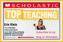 Scholastic top teaching cv