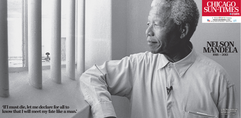 the life of nelson mandela Peaceful protest: the life of nelson mandela [yona zeldis mcdonough, malcah zeldis] on amazoncom free shipping on qualifying offers bright illustrations enhance this biography about the civil rights and political leader who, after years of protesting and decades of imprisonment.