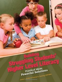 Building struggling students higher level literacy cv
