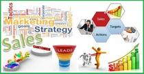 Sales plan template cv