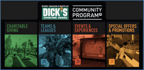 Dicks community program page cv