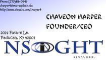 Chaveon harper businesscard cv