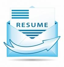 Resume icon cv