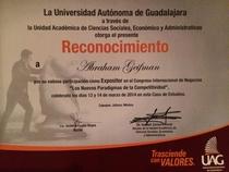 Diploma uag cv