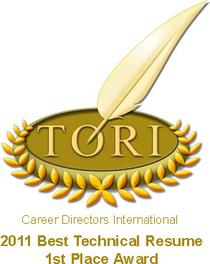 Tori 1st technical cv
