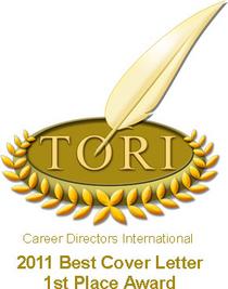 Tori 1st letter cv