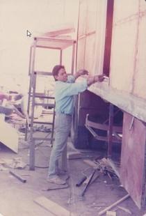 Welding works cv