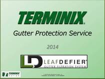 Gutter protection service cv
