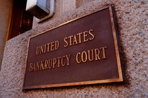 Bankruptcy court sign cv