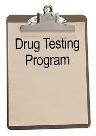 Drug testing cv