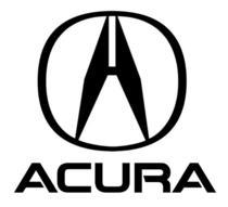 Acura logo cv