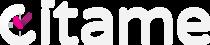 Citame logo invert cv
