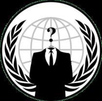 Anonymous logo cv
