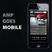 Amp mobile app cv