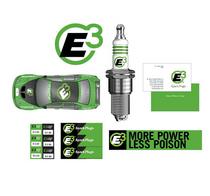 E3 brand elements 1 cv