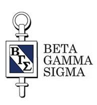 Beta gamma sigma cv