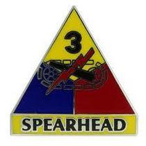 3rd ad insignia cv