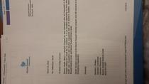 Business agreement letter michele cv