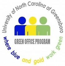 Green office cv