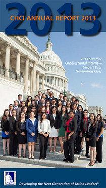 7719 chci 2013 annual report cover cv