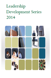 Leadership development series brochure 2014 cv