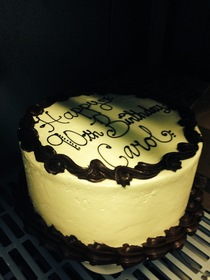 Birthday cake bsr cv