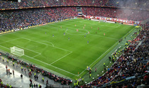 2012 13 europa league final chelsea fc vs sl benfica amsterdam arena kick off cv