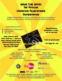 Violence awareness conference revised outlines cv