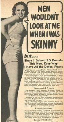 Skinny cv