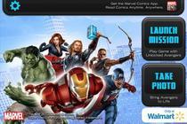 Walmart superhero ar cv