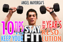 10 tips to stay fit cv
