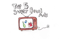 Top 5 superbowl ads cv