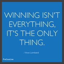Winning vince lombardi cv
