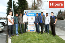 Flipora exceeds 25 million worldwide users cv