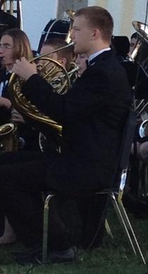 French horn 2014 cv