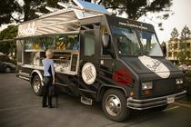 Scratch food truck cv