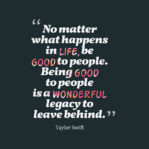 No matter what happens in quotes by taylor swift 56 cv