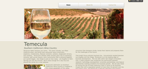 Temecula community website cv