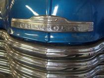 Chevy fender restore cv