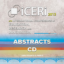Iceri2013 abstracts cd cv
