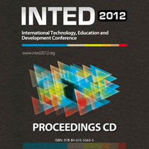 Inted2012 proceedings cv