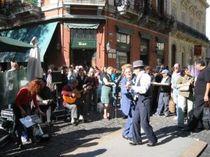 Buenos aires tango stock xchange cv
