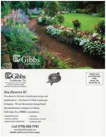Gibbs direct mail cv