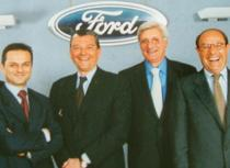 Ford management team cv