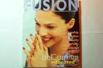 Fusion magazine cv