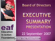 Board presentation 300 cv